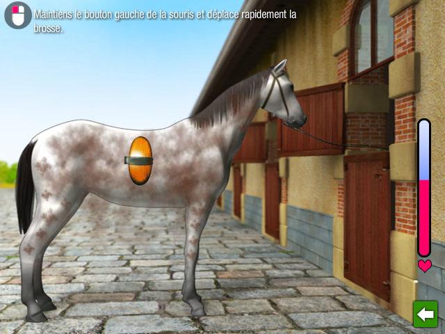 jeux cheval